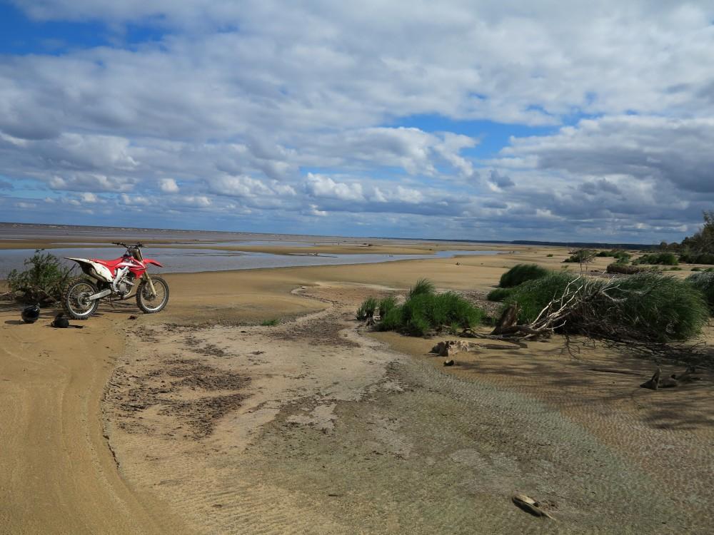 Песчаные пляжи на Рыбинском водохранилище